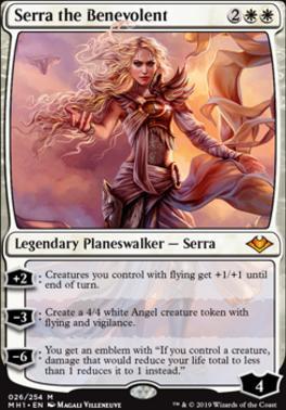 Modern Horizons: Serra the Benevolent