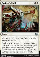 Modern Horizons Foil: Splicer's Skill