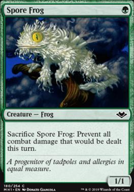 Modern Horizons: Spore Frog