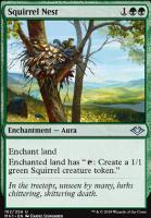 Modern Horizons: Squirrel Nest