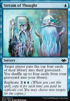 Modern Horizons Foil: Stream of Thought