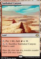 Modern Horizons: Sunbaked Canyon