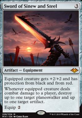 Modern Horizons: Sword of Sinew and Steel