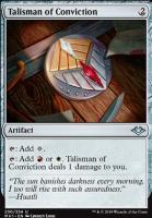 Modern Horizons Foil: Talisman of Conviction