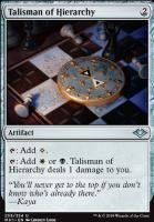 Modern Horizons: Talisman of Hierarchy
