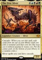 Modern Horizons: The First Sliver