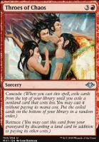 Modern Horizons: Throes of Chaos