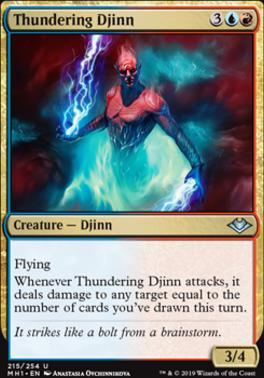 Modern Horizons: Thundering Djinn