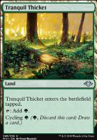 Modern Horizons Foil: Tranquil Thicket