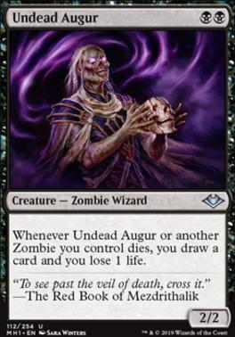 Modern Horizons: Undead Augur