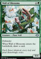 Modern Horizons Foil: Wall of Blossoms