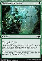 Modern Horizons Foil: Weather the Storm
