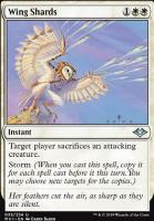 Modern Horizons Foil: Wing Shards