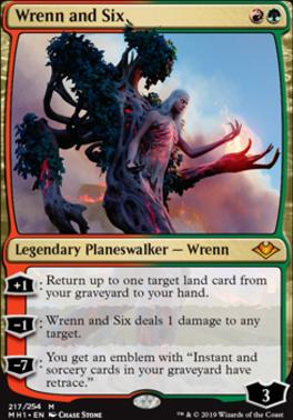 Modern Horizons: Wrenn and Six
