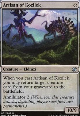 Modern Masters 2015: Artisan of Kozilek