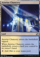 Modern Masters 2015 Foil: Azorius Chancery