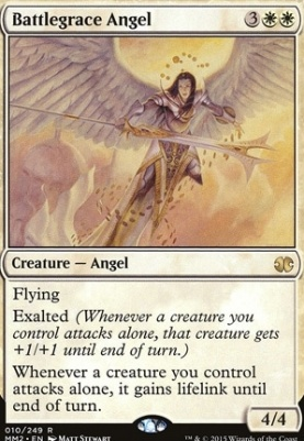 Modern Masters 2015: Battlegrace Angel