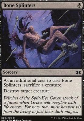 Modern Masters 2015: Bone Splinters