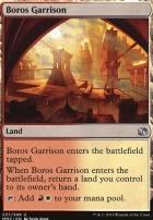Modern Masters 2015 Foil: Boros Garrison