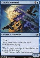 Modern Masters 2015 Foil: Cloud Elemental