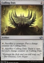 Modern Masters 2015 Foil: Culling Dais