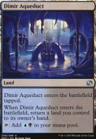 Modern Masters 2015 Foil: Dimir Aqueduct