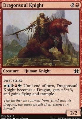 Modern Masters 2015: Dragonsoul Knight