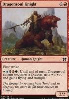 Modern Masters 2015 Foil: Dragonsoul Knight