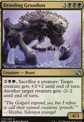 Modern Masters 2015: Drooling Groodion