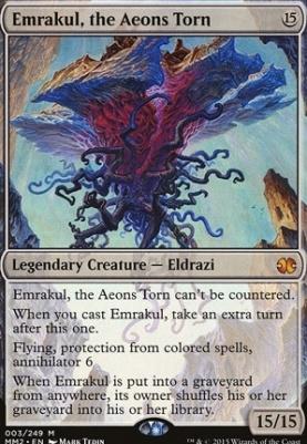 Modern Masters 2015: Emrakul, the Aeons Torn