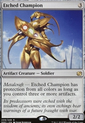 Modern Masters 2015: Etched Champion