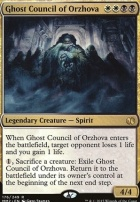 Modern Masters 2015 Foil: Ghost Council of Orzhova