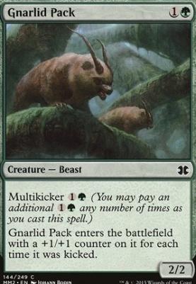 Modern Masters 2015: Gnarlid Pack