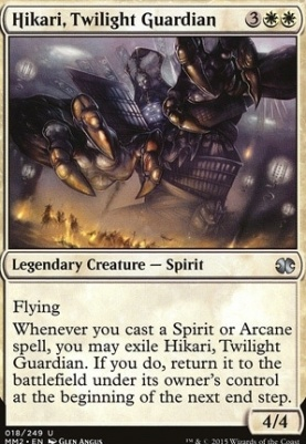 Modern Masters 2015: Hikari, Twilight Guardian