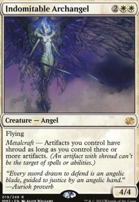 Modern Masters 2015: Indomitable Archangel