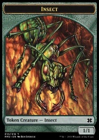 Modern Masters 2015: Insect Token
