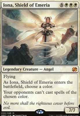 Modern Masters 2015: Iona, Shield of Emeria