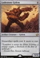 Modern Masters 2015 Foil: Lodestone Golem