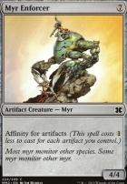 Modern Masters 2015 Foil: Myr Enforcer
