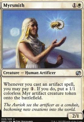 Modern Masters 2015 Foil: Myrsmith