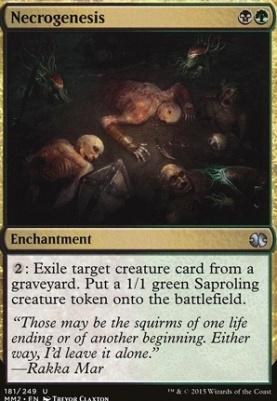 Modern Masters 2015: Necrogenesis