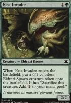 Modern Masters 2015 Foil: Nest Invader
