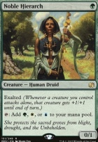 Modern Masters 2015 Foil: Noble Hierarch