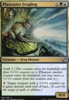 Modern Masters 2015 Foil: Plaxcaster Frogling
