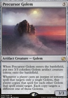Modern Masters 2015 Foil: Precursor Golem