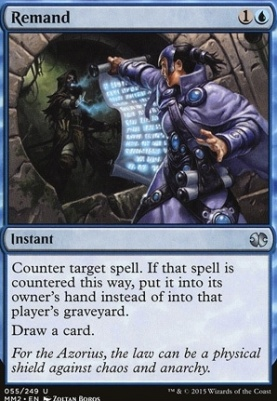 Modern Masters 2015: Remand