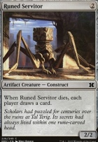 Modern Masters 2015: Runed Servitor