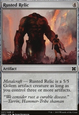 Modern Masters 2015: Rusted Relic