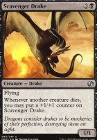 Modern Masters 2015 Foil: Scavenger Drake