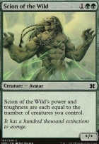 Modern Masters 2015 Foil: Scion of the Wild